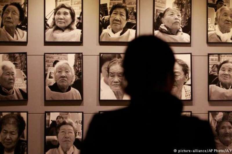 日本媒體《日本時報》不願再用「慰安婦」這個詞,被質疑、批評為篡改歷史。(圖/德國之聲)