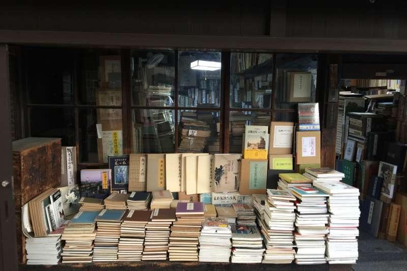 京都舊書店(圖/想想論壇提供)