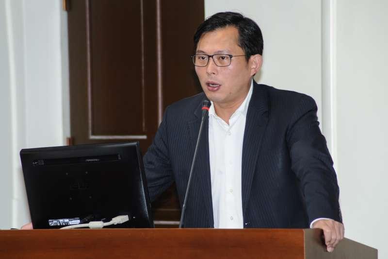 民進黨徵召何志偉選立委 黃國昌:金權派系政治又回來了-風傳媒