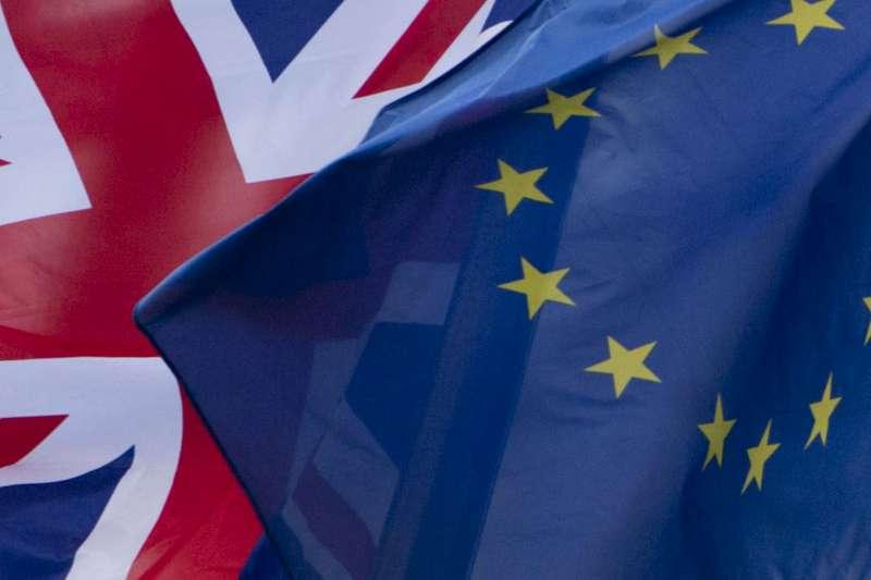 脫歐、留歐,英國面臨十字路口(AP)