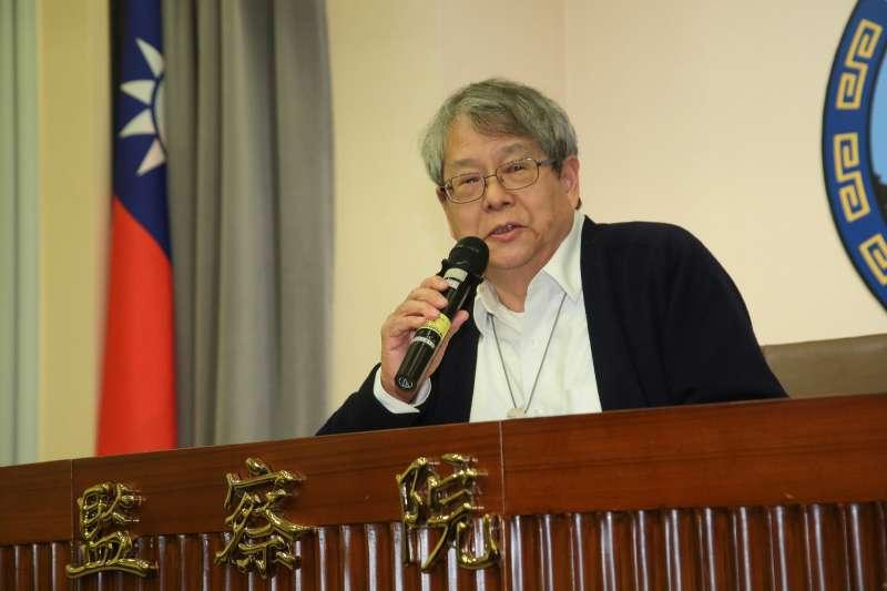 特赦陳水扁有了「好時機」?陳師孟:盼蔡英文下個月表態-風傳媒