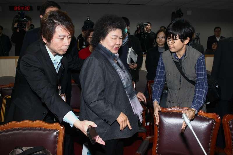 非選戰負責而是因「羞愧」提辭呈!陳菊談先前請辭:執政不被人民認同-風傳媒