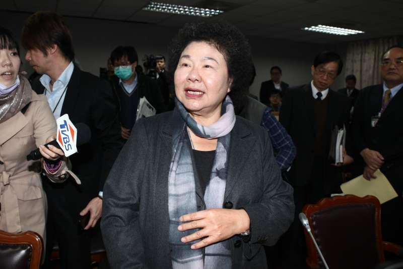 蔡英文「迴廊談話」指揮行政挨批破壞體制 陳菊:總統表達對於弱勢人民的關心-風傳媒