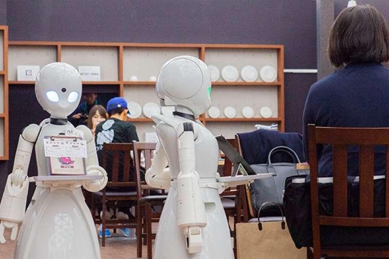 (圖/翻攝自 Robot Start,智慧機器人網提供)