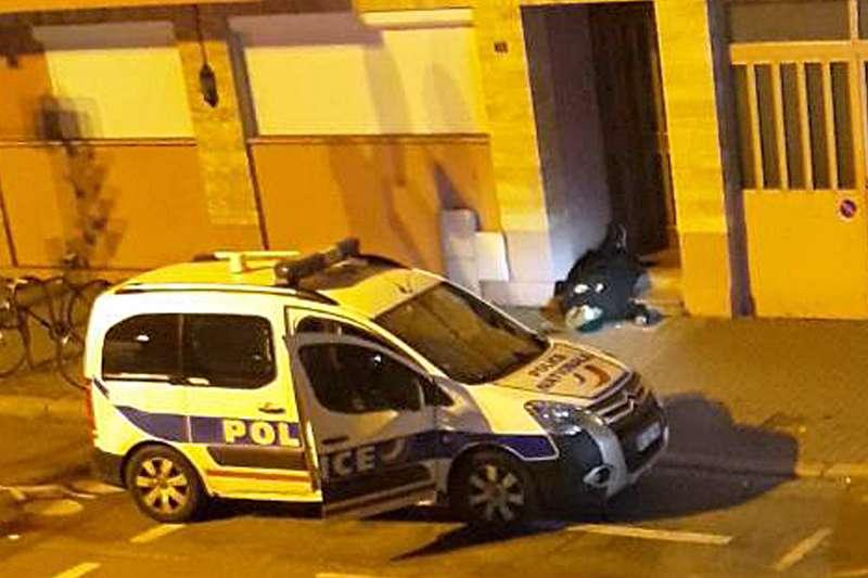 2018年12月13日,法國史特拉斯堡(Strasbourg)耶誕市集恐攻嫌犯切卡特(Cherif Chekatt)遭警方擊斃(AP)