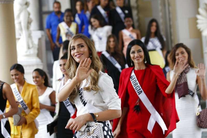 2018的世界環球小姐決賽17日將於泰國舉辦,可收看轉播的全球觀眾人數高達5億。(AP)