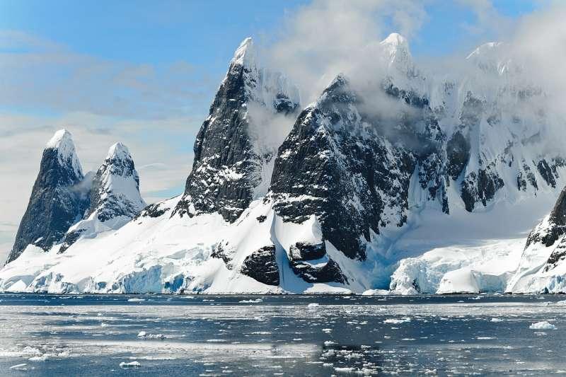 南極洲。(girlart39@Pixabay)