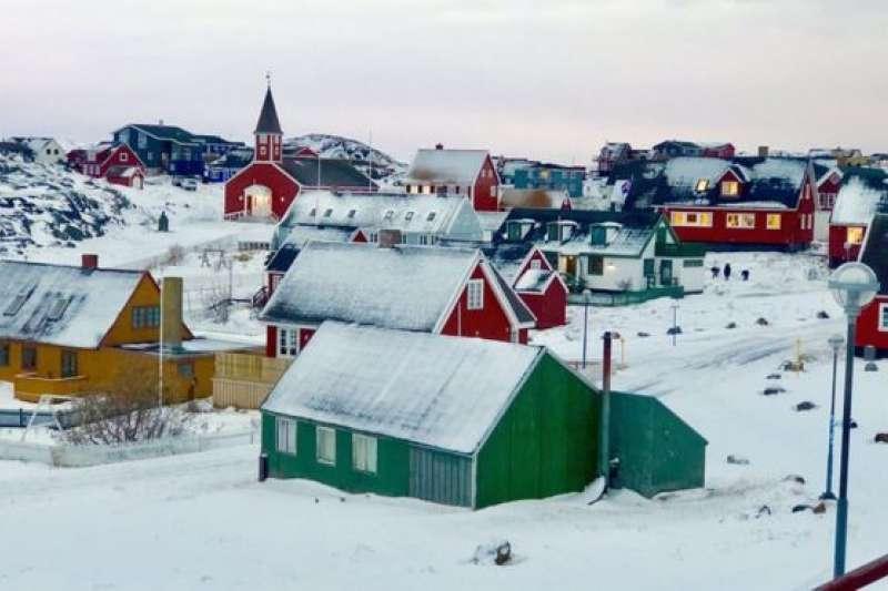 中國將遙遠的格陵蘭島視為其極地絲綢之路上至關重要的驛站。(BBC中文網)