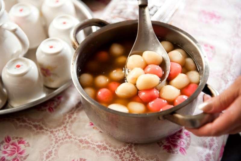 冬至吃湯圓,還可以拜月老(圖/木由子攝影@flickr)