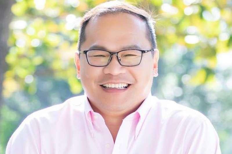 台中市立委補選候選人王義川表示,台灣就是台灣,國民應該要支持總統蔡英文。(資料照,取自王義川臉書)