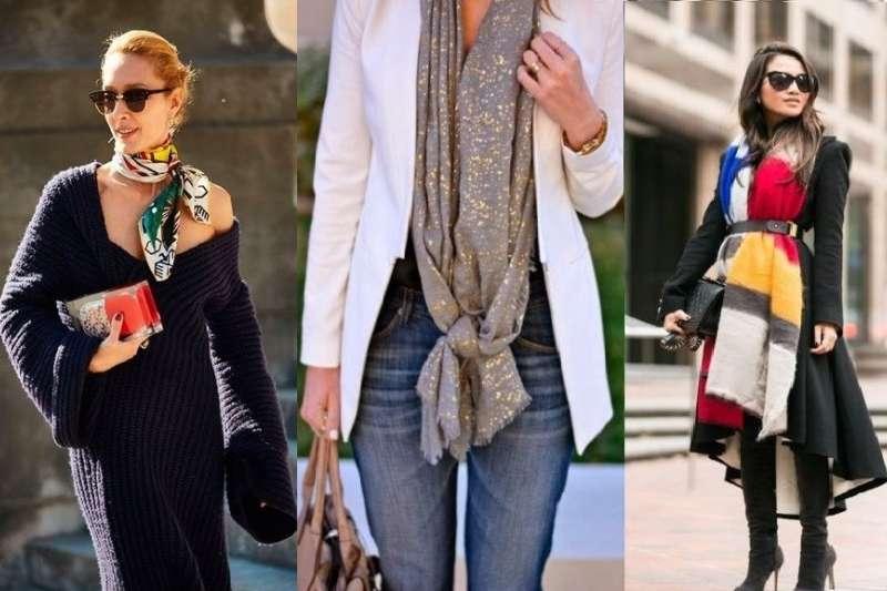 要跨年了,大家是否渾身是勁、準備好要穿得美美的出門呢?這6招圍巾「超實用綁法」一定要學會!(圖/女子學提供)