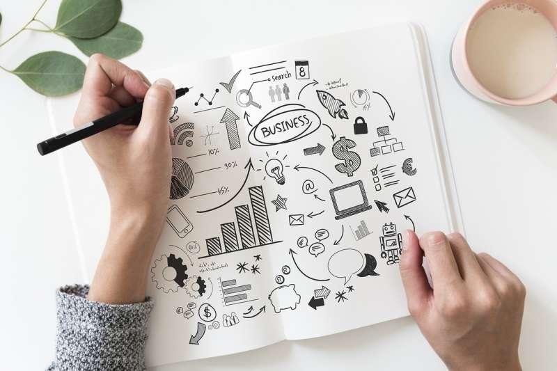個人創業第一步:確立個人品牌(圖片來源:網路)