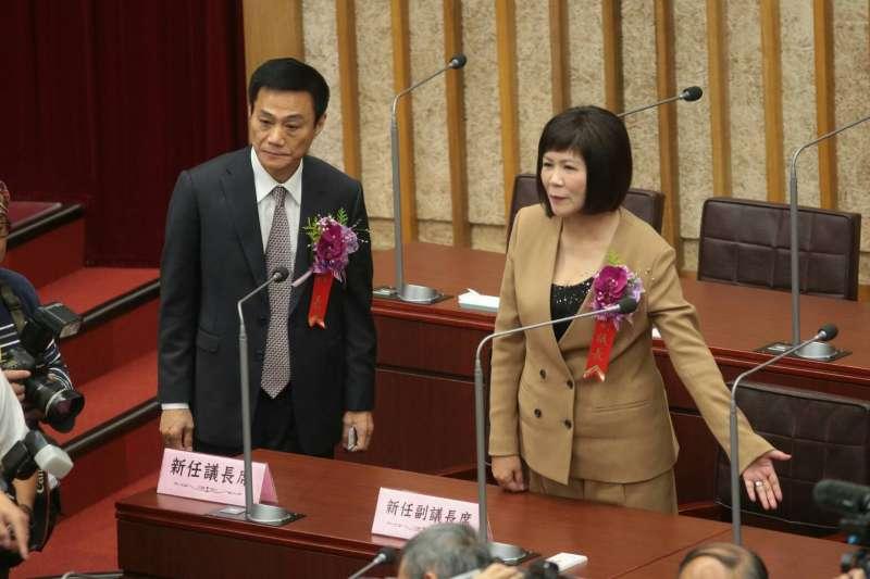 高雄議會國民黨過半 許崑源當選議長-風傳媒