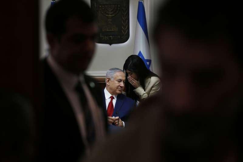 以色列總理納坦雅胡決定提前改選,可能是為了反制被起訴(AP)