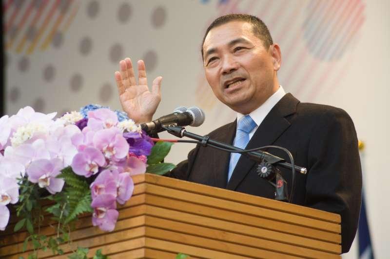嫌市長出訪維安警力出動太多 侯友宜:我就是警力!-風傳媒