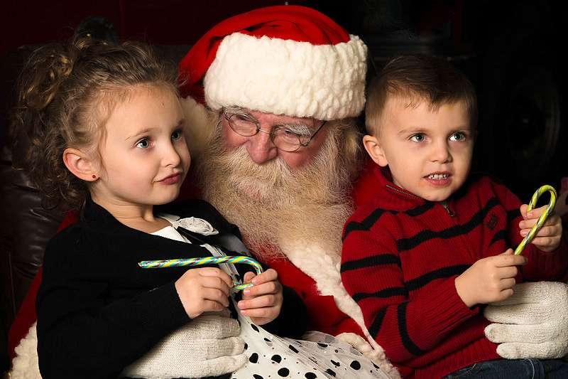 家長應該騙小孩世上有聖誕老人嗎?心理學家分成兩派!(圖/Bailiwick Studios@wikimedia commons)