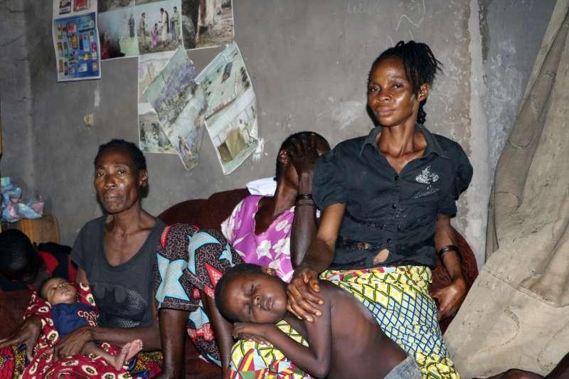 剛果民主共和國有6成人口每天收入低於2美元(AP)