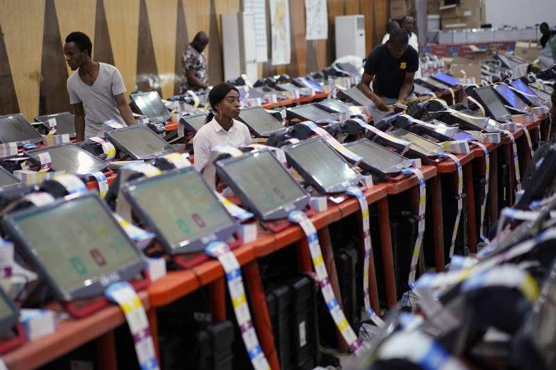 剛果民主共和國將舉辦總統大選(AP)