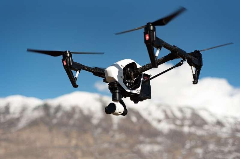 無人機將以更環保的方式完成送貨的最後一哩路。(圖/智慧機器人網)