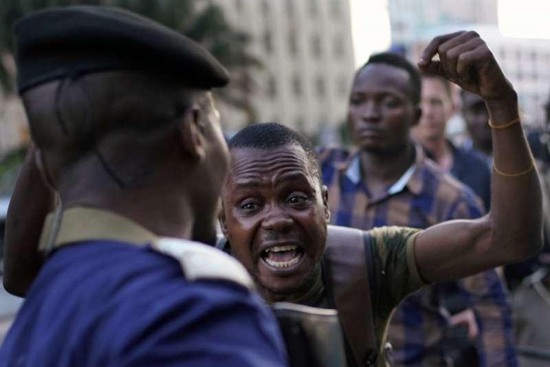 非洲第二大國剛果民主共和國2018年12月30日將舉行總統大選,示威衝突不斷(AP)