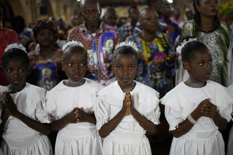 非洲第二大國剛果民主共和國2018年12月30日將舉行總統大選,決定國家的未來(AP)