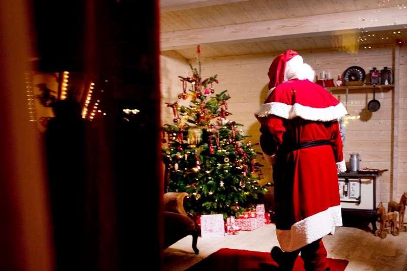 德國聖誕老公公不好當,送錯禮物還會被小朋友告上警察局(AP)