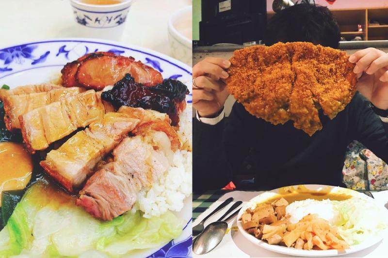 坐落於新莊的輔仁大學,不同於其他台北市的學校,沒有繁華熱鬧的商圈、也鮮少華麗裝潢的餐飲店,但好吃、實惠的餐廳卻也不少。(圖/ou_rebecca@instagram、chihchih.tw@instagram,經授權轉載)