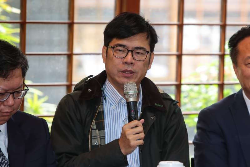 接政院副院長 陳其邁:與蘇院長衝衝衝、緊緊緊-風傳媒