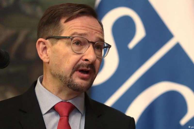 歐洲安全與合作組織秘書長格雷明格對歐洲民族主義的蔓延感到擔憂。他認為,這種民族主義傾向正在從內部削弱歐洲。(DW)