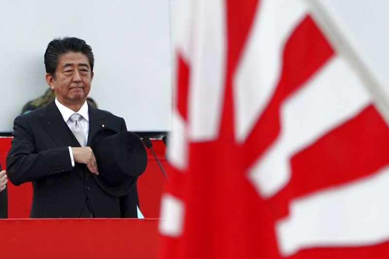 在安倍晉三的強力運作下,CPTPP在東京召開第一次的執委會。(AP)