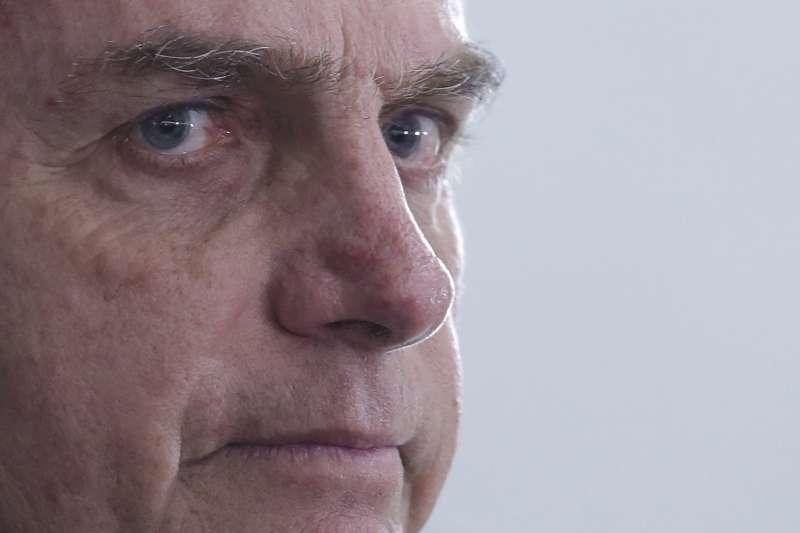 巴西新總統博索納羅(Jair Bolsonaro)2019年1月1日上任(AP)