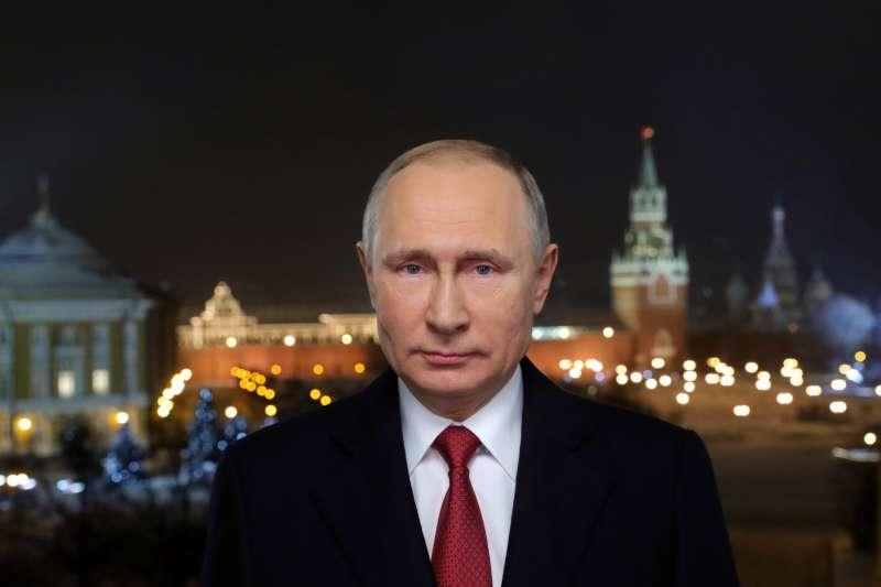 俄羅斯總統普丁(AP)