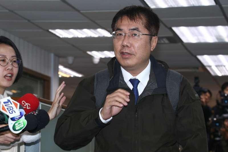 英德內戰打破「現任優先」慣例 台南市長黃偉哲連任路恐最受衝擊-風傳媒