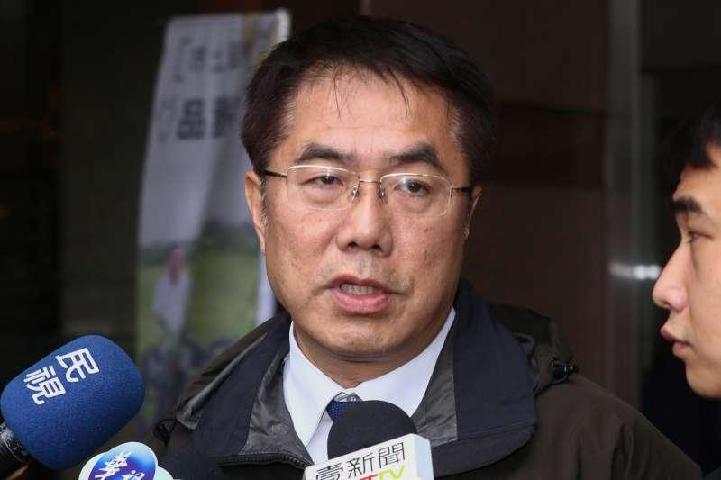 「中國禁來台自由行,第一個GG的應是韓國瑜」 黃偉哲酸:真替他覺得不捨-風傳媒