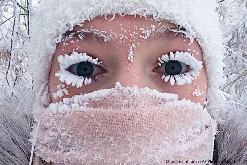 寒冷到底怎麼致死的?意識會消失嗎?四肢無法動彈嗎?(圖/德國之聲)