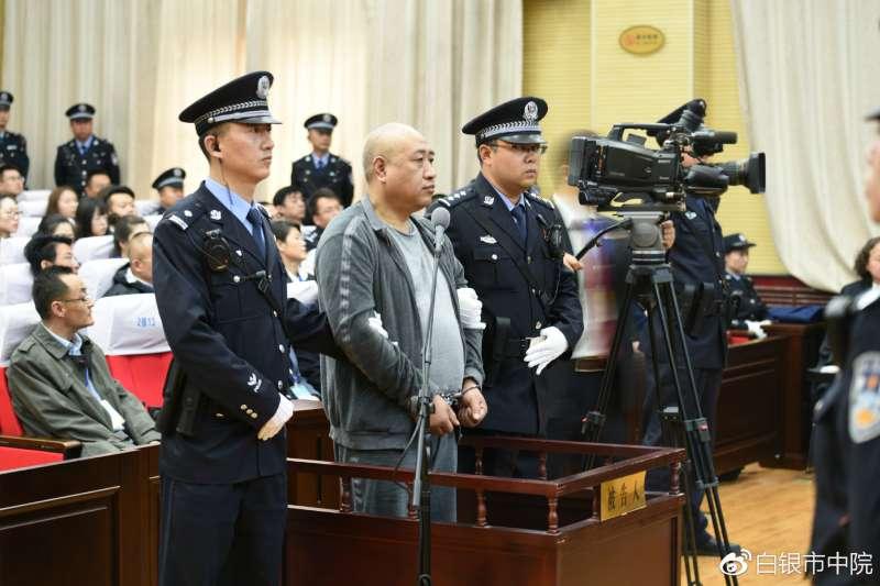 中國版「「開膛手傑克」的連續殺人魔高承勇,2018年3月30日遭判死刑(微博)