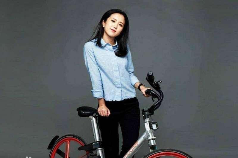 辭去摩拜單車CEO的胡瑋煒。(百度百科)