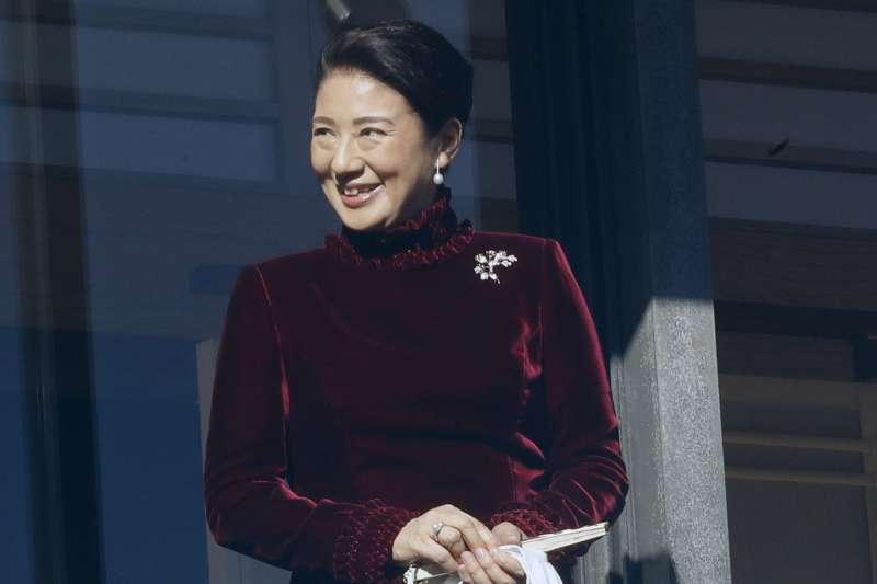 雅子從外交菁英到成為太子妃,現在成為皇后,一路走來波折不斷。(AP)
