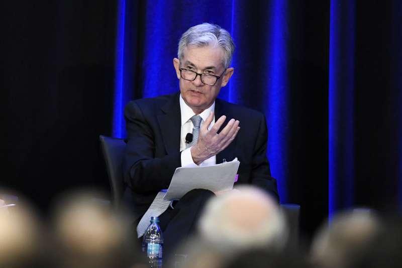 美國聯準會(Fed)主席鮑威爾(Jerome Powell)(AP)