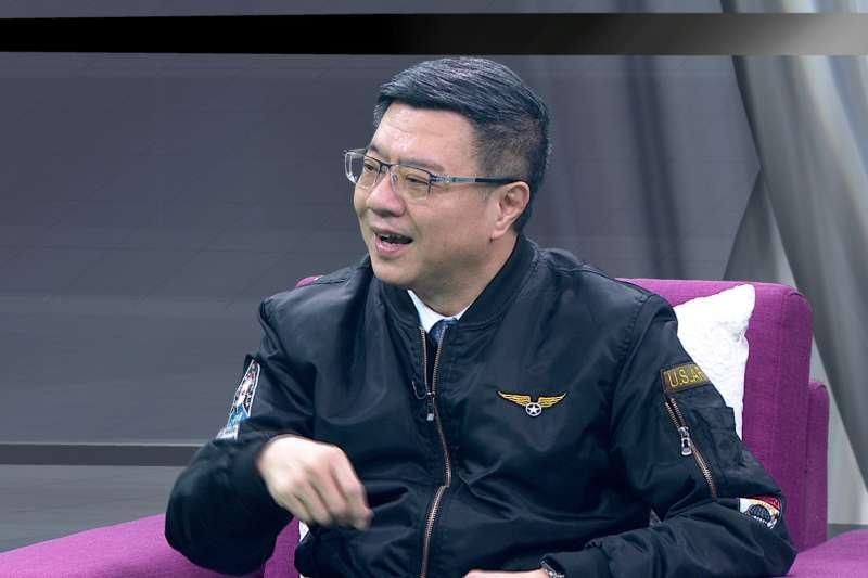 新任民進黨黨主席卓榮泰上電視專訪時指出,「民進黨幾乎有一半的支持者是投給柯文哲」,未來不排斥與台北市長柯文哲見面。(壹電視提供)