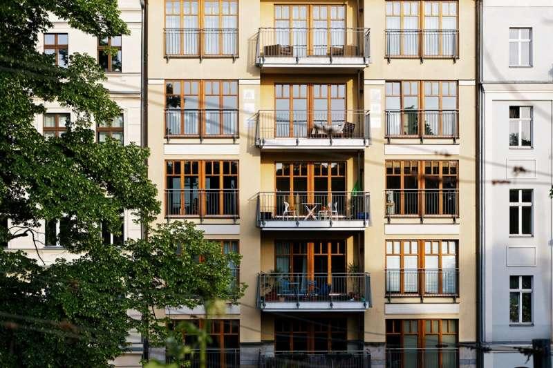當台灣年輕人面臨買不起、租不起的困境,德國首都柏林如何造就幾乎人人住得起、不必淪為「屋奴」的奇蹟?(示意圖/Pascal Volk@flickr)