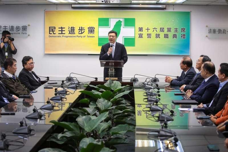民進黨立委補選名單出爐!新北市第三選區由余天出戰,台南市將徵召郭國文-風傳媒