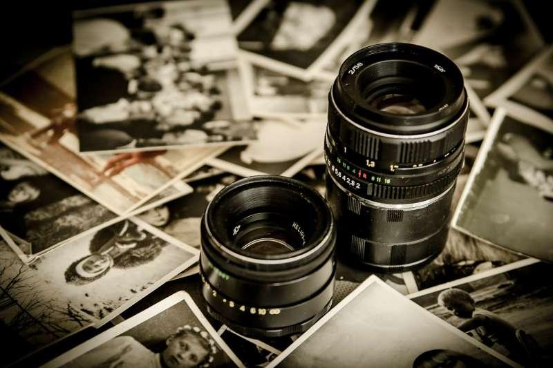 記憶 相機 照片 回憶 (pixabay)