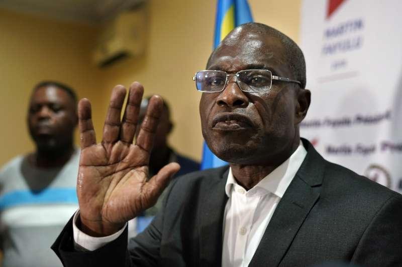 剛果民主共和國總統大選出爐:在野的候選人法于魯指控選舉舞弊(AP)