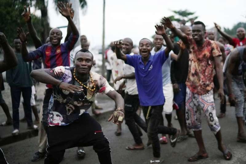 剛果民主共和國總統大選出爐:民眾歡慶齊塞凱迪勝選(AP)