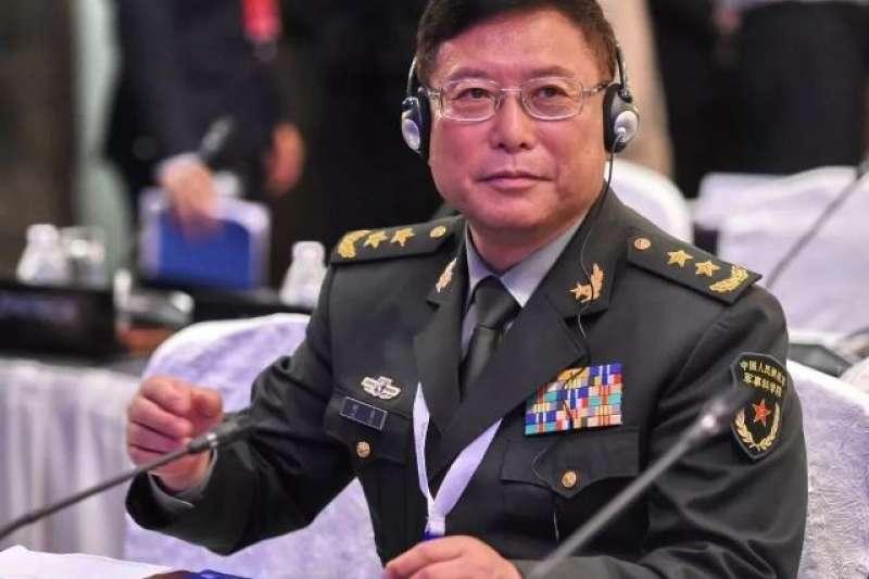 中國解放軍軍事科學院前副院長何雷中將。