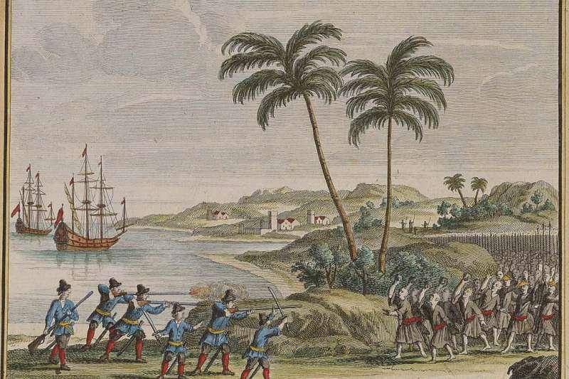 什麼是世界上最危險的職業?回到17世紀,答案可能是那些從荷蘭出發,航向亞洲的指揮官、船長與水手。(圖/國立臺灣歷史博物館藏,研之有物提供)