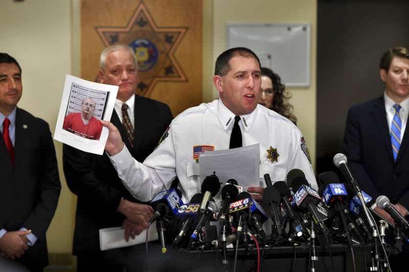 歷時3個月,美國威斯康辛州少女失蹤案終於宣布破案。(美聯社)