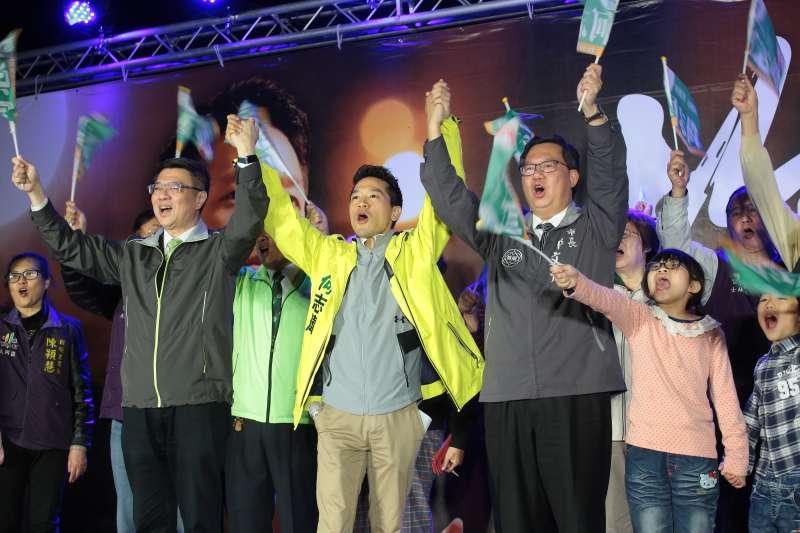 卓榮泰力挺何志偉:若打贏這場選戰,一個全新的民進黨將站在各位面前-風傳媒