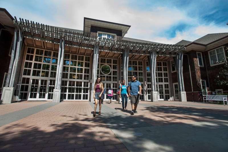 美國加州大學戴維斯分校。(取自UCDavis@facebook.com)